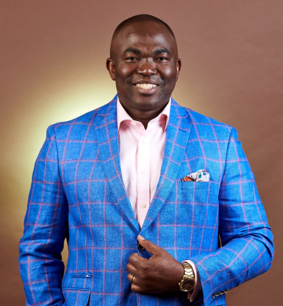 Our Pastor: Adedotun J Aromolaran